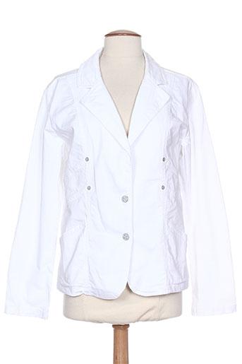 rouge EFFI_CHAR_1 bleu vestes femme de couleur blanc