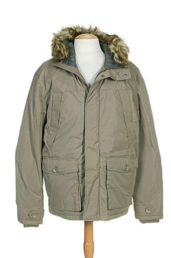 jack EFFI_CHAR_1 jones manteaux homme de couleur beige
