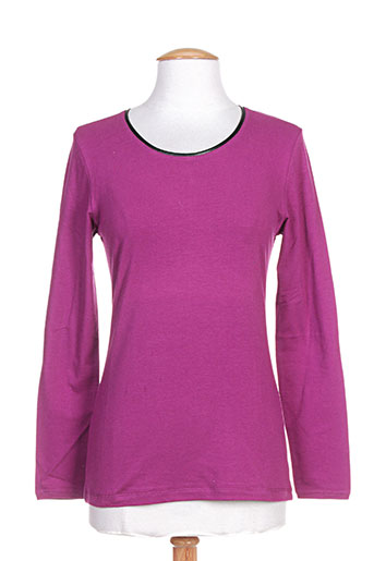 leyenda EFFI_CHAR_1 co t-shirts femme de couleur violet