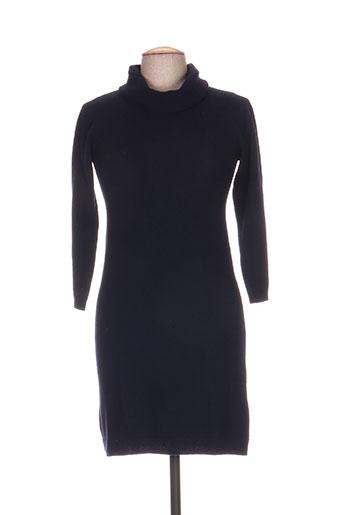 guido lombardi robes femme de couleur bleu