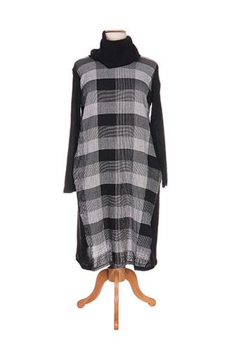 gershon bram robes femme de couleur gris