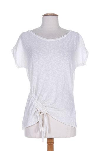 mirea pulls femme de couleur blanc
