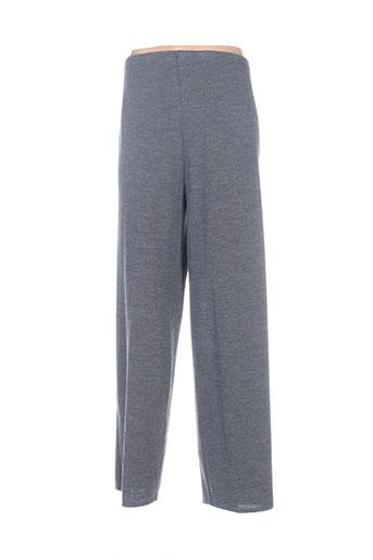 saint charles pantalons femme de couleur gris