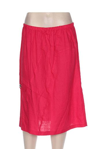 saint charles jupes femme de couleur rose
