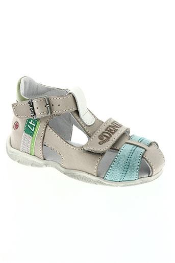 gbb chaussures garçon de couleur gris