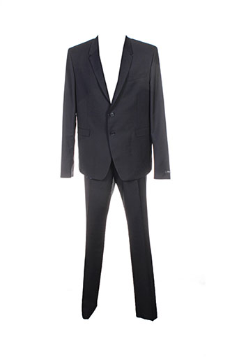 paul smith costumes homme de couleur noir