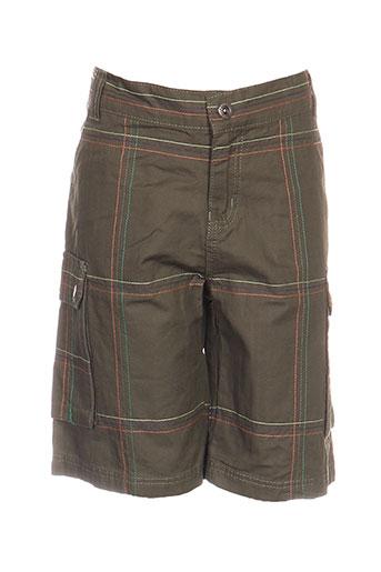 tuc tuc shorts / bermudas garçon de couleur vert