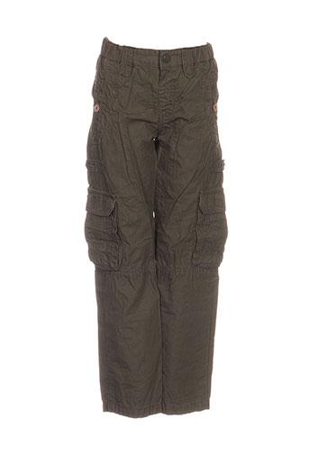 mayoral pantalons garçon de couleur vert