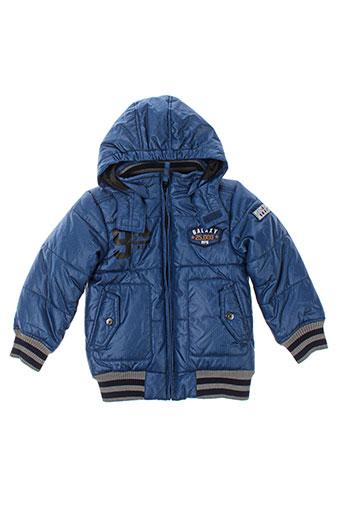 mexx manteaux garçon de couleur bleu