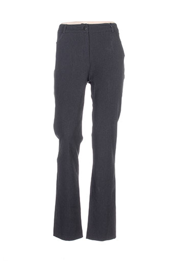 Pantalon casual gris ABSOLU pour femme