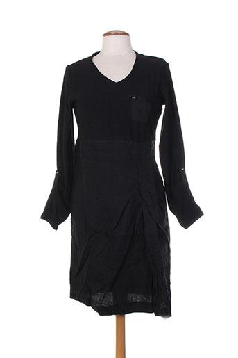 lady captain robes femme de couleur noir