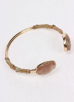 Bracelet Jonc rose PARFOIS pour femme