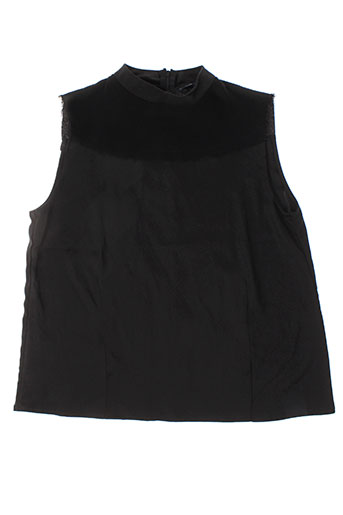 parfois chemises femme de couleur noir