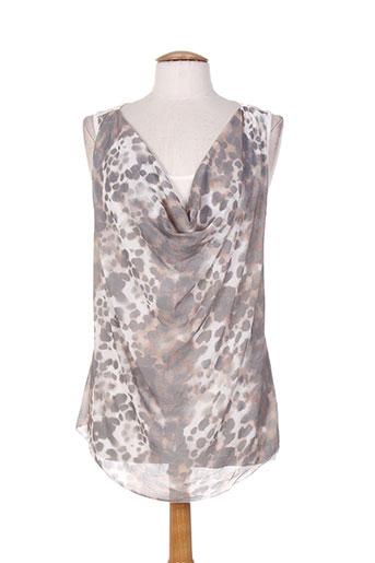 school rag chemises femme de couleur gris