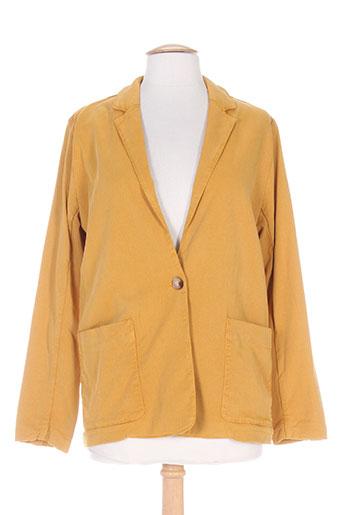 Veste jaune american vintage