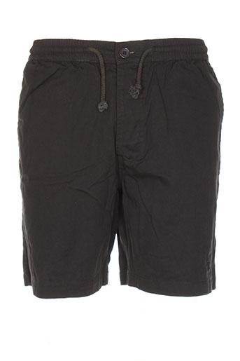 ritchie shorts / bermudas homme de couleur gris