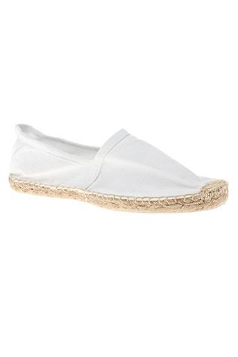 j.m paris chaussures femme de couleur blanc