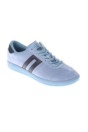 blend chaussures homme de couleur bleu