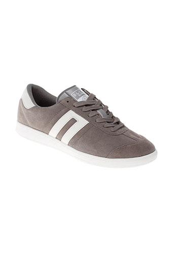 blend chaussures homme de couleur gris