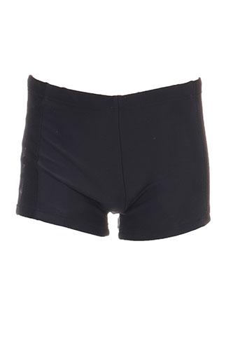 mondaca maillots de bain garçon de couleur noir