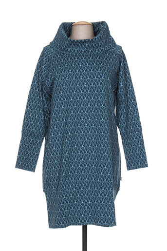 froy & dind robes femme de couleur bleu