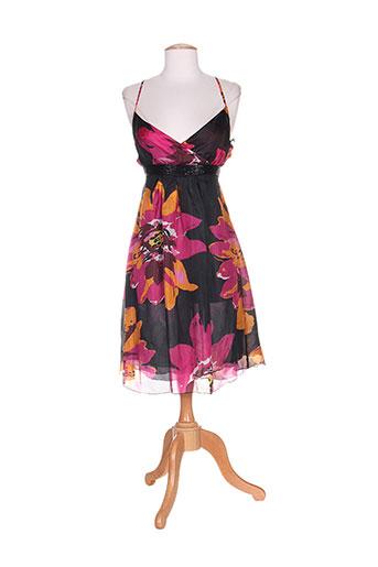 anna biagini robes femme de couleur noir