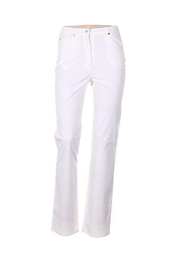 quattro pantalons femme de couleur beige
