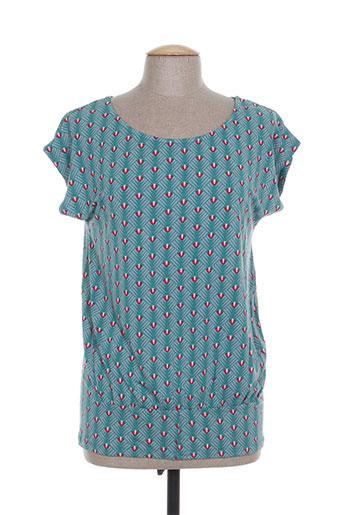 zilch chemises femme de couleur vert