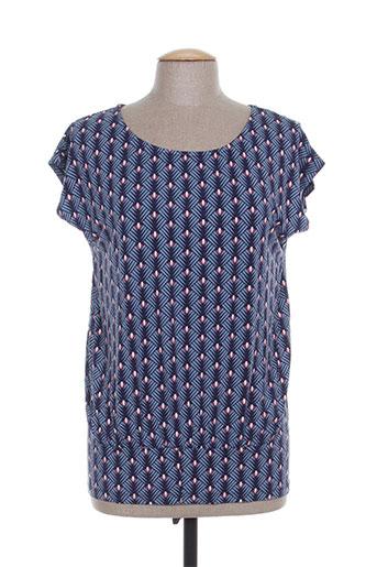 zilch chemises femme de couleur bleu