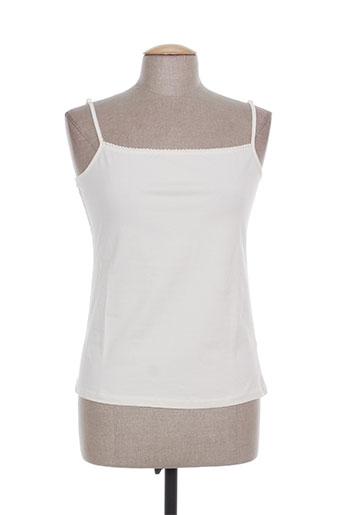 zilch chemises femme de couleur beige