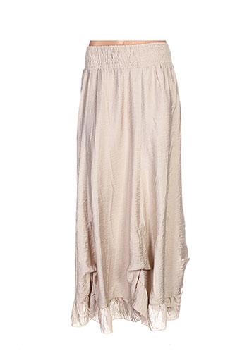 veto jupes femme de couleur beige