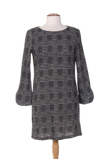 De Noir 1 char Janis John Effi Femme Robes Couleur PgxqY8