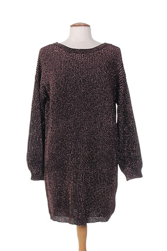 holly EFFI_CHAR_1 joey robes femme de couleur violet