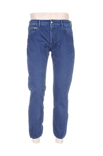 couturist jeans homme de couleur bleu