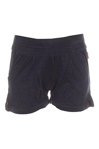 name it shorts / bermudas fille de couleur noir