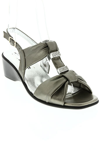 lucy style chaussures femme de couleur marron
