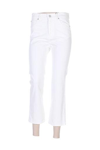 maxmara pantacourts femme de couleur beige