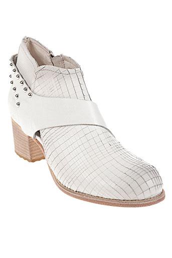 felmini chaussures femme de couleur beige