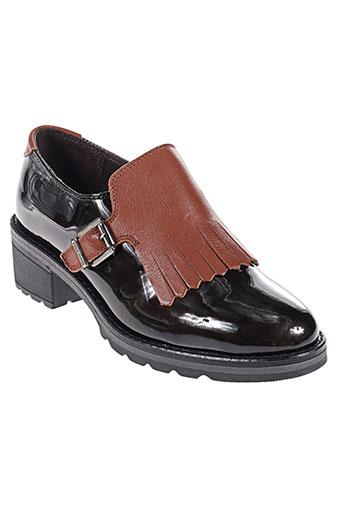 paula urban chaussures femme de couleur gris