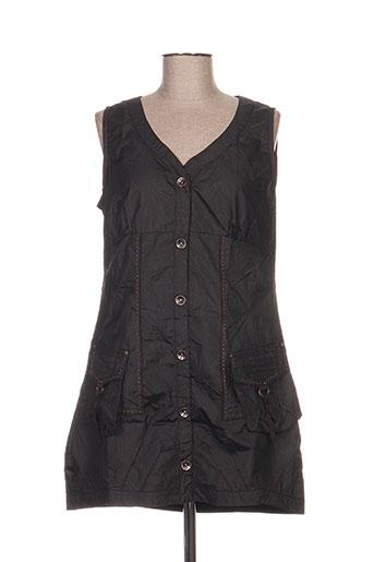l33 robes femme de couleur marron