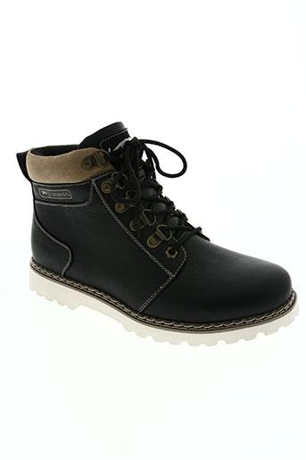 airness chaussures homme de couleur noir