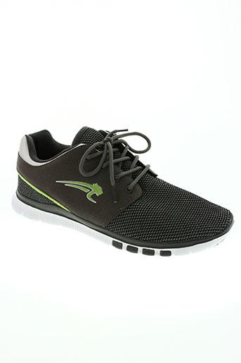 airness chaussures homme de couleur gris