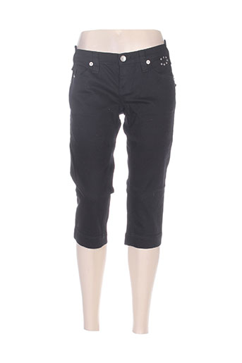 freeman t.porter shorts / bermudas femme de couleur noir