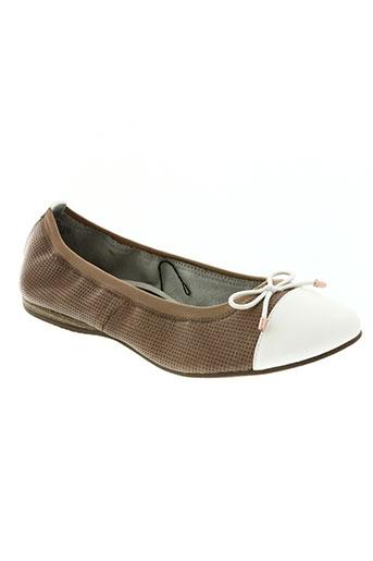 tamar EFFI_CHAR_1 pierre chaussures femme de couleur marron