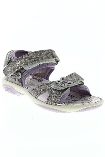 primigi chaussures fille de couleur violet