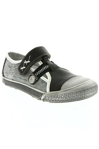 gbb chaussures enfant de couleur noir