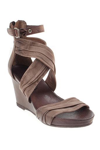 airstep chaussures femme de couleur marron