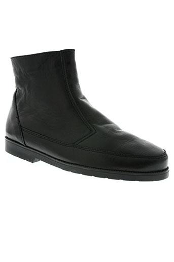 luxat chaussures homme de couleur noir