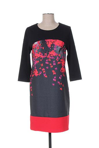 olivier philips robes femme de couleur noir