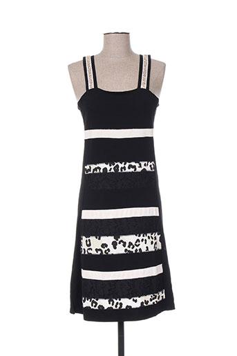 ananke robes femme de couleur noir